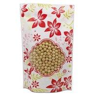 DHL Plástico Ziplock Bolsa de Envasado de Alimentos Con Cremallera Doypack Bolsa Ventana Transparente Resellable Té Frutos Secos Fruta Flor Paquete