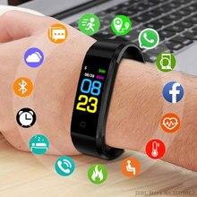 Bracelet Smart Watch Children Watches Kids For Girls Boys Sport Electro