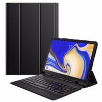 MoKo Keyboard Case for Samsung Galaxy Tab S4 10.5 w/S Pen Holder,Wireless Bluetooth Keyboard Cover Case for Galaxy Tab S4 10.5
