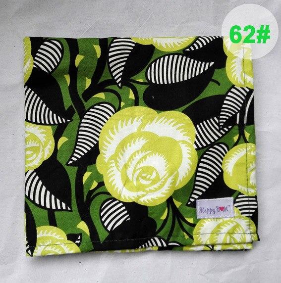 Крышка для грудного вскармливания, дышащая хлопковая муслиновая ткань для кормления, крышка для кормления - Цвет: 62