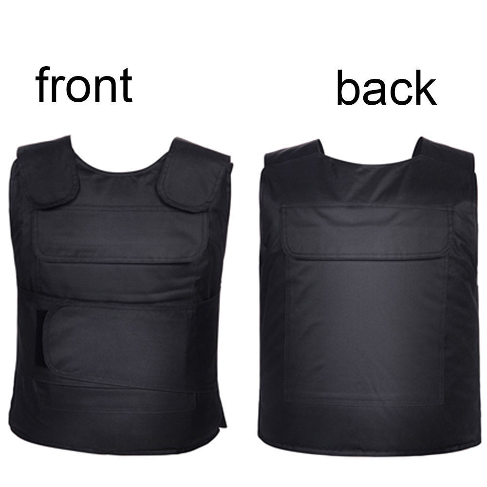 Tactical Vest Men Stabproof Anti Stab Vest Outdoor Self-defense Stab Protective Clothing Security Vest