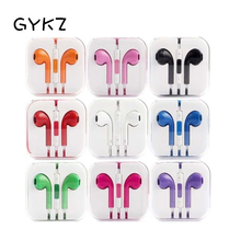 GYKZ 3.5mm Sport Earphone For iPhone Android Mobile Phone Ear Hook Common Headphone