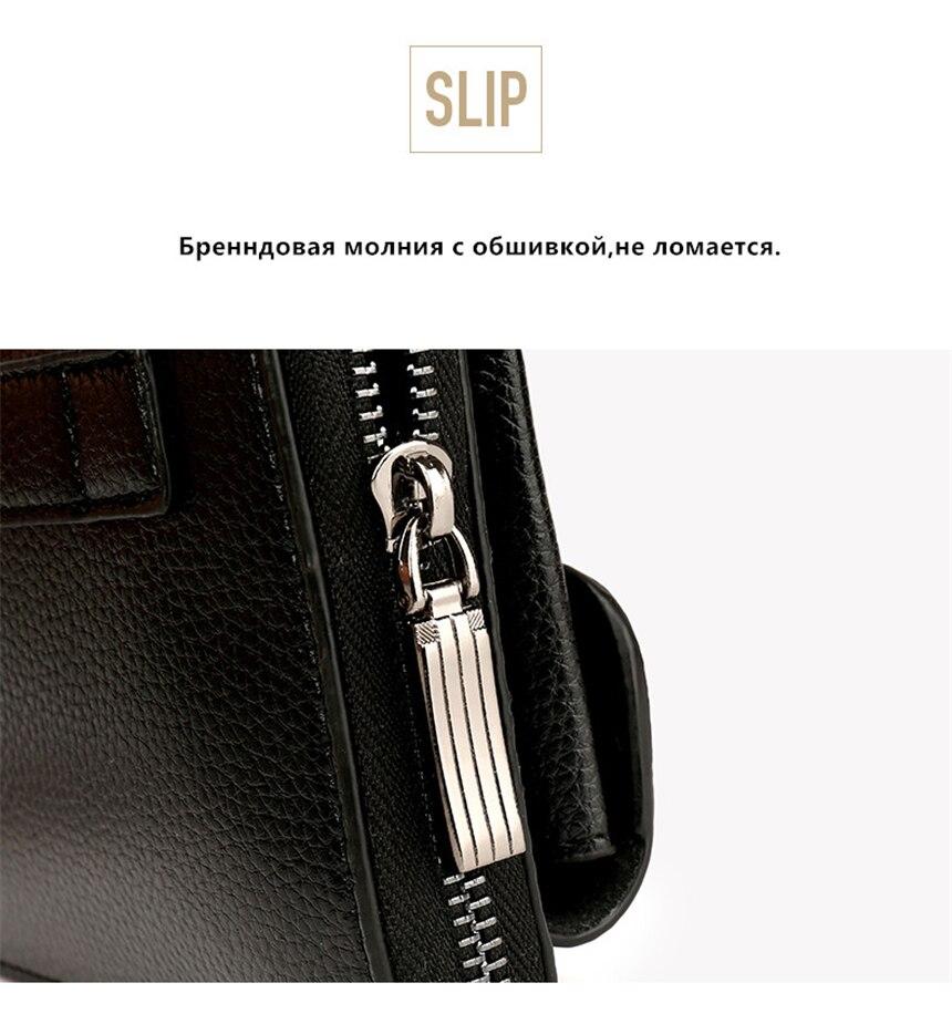 f498be30b5 JEEP BULUO Men Wallets Casual Wallet Men Purse Clutch Bag Microfiber  Leather Wallet Long Design Handbag For Man 1688