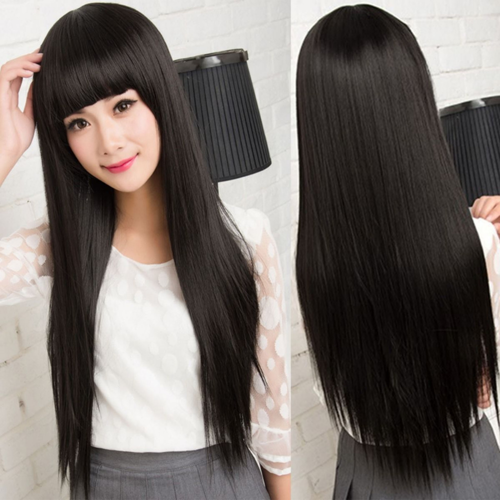 Super Style Long Hair Styles Promotion Shop For Promotional Style Long Short Hairstyles For Black Women Fulllsitofus