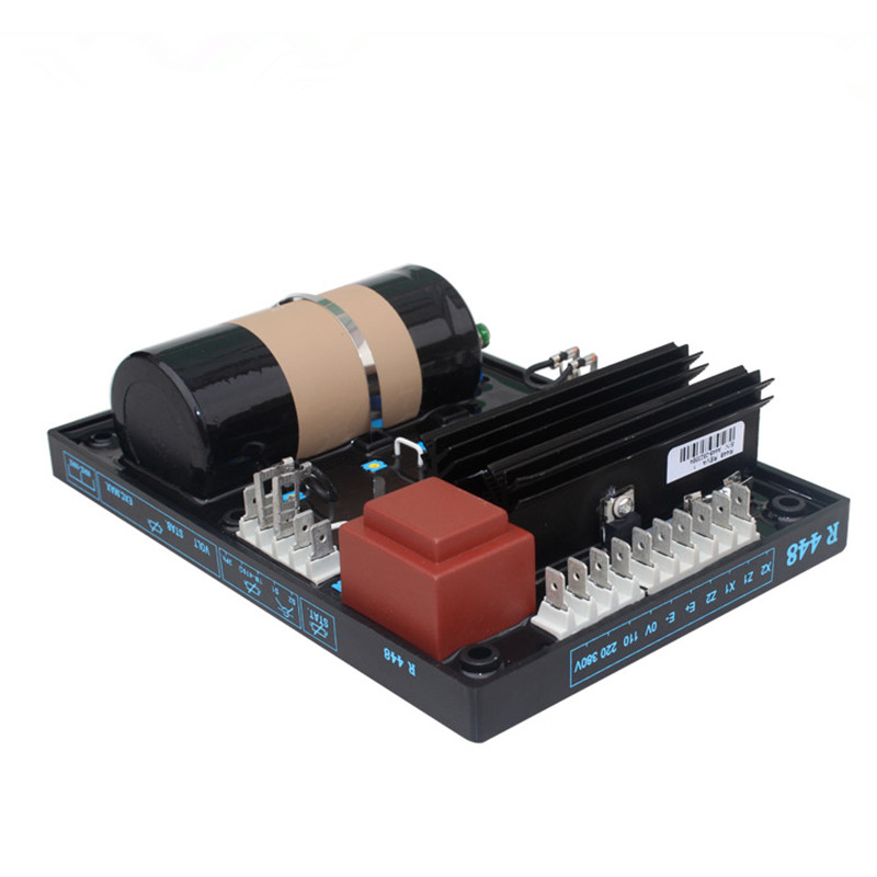 High quality AVR R448 Automatic Voltage Regulator some Components from Gemany Free shipping