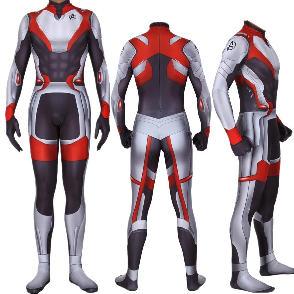 Boocre New Captain America Steven Rogers Cosplay Costume Kids Adult Superhero Zentai Spandex Jumpsuits Bodysuit Suit 2019 Costumes & Accessories