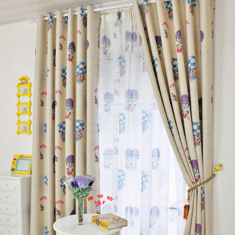 Online buy wholesale kids curtain fabric from china kids for Childrens curtain fabric