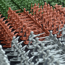 3 Color Toy Soldier Military Man plastic Military Suit 300pcs /set of Model  Free shipping