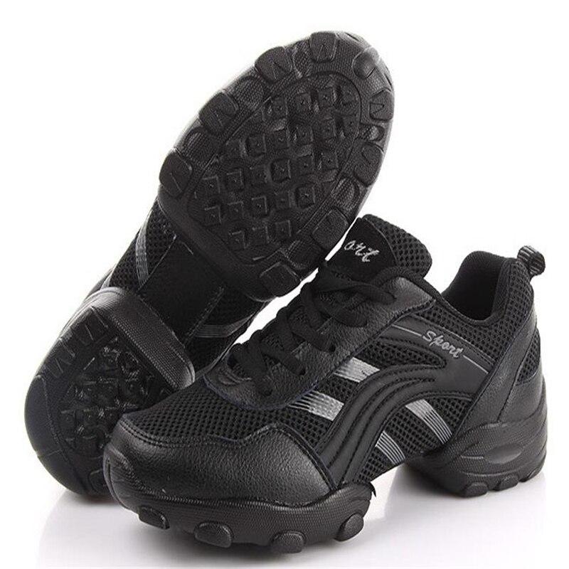 Suela de goma zapatos de baile para hombre zapatillas transpirables zapatos latinos zapatos de jazz zapatillas de baile