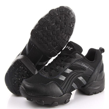 Rubber sole men dance shoes breathable sneakers latin shoes jazz shoes dancing Sneakers