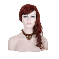 Devil Fashion Women Necklace Gothic Vintage Brown Necklace Lightweight Leather Necklace With Magnificent Decoration