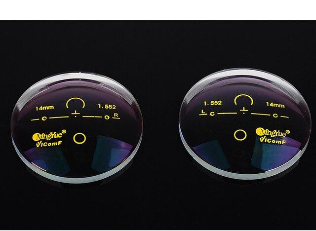 Асферические Поверхности 1.56 Индекс Интерьер Прогрессивные Линзы Дополнение PAL Фотохромные Линзы