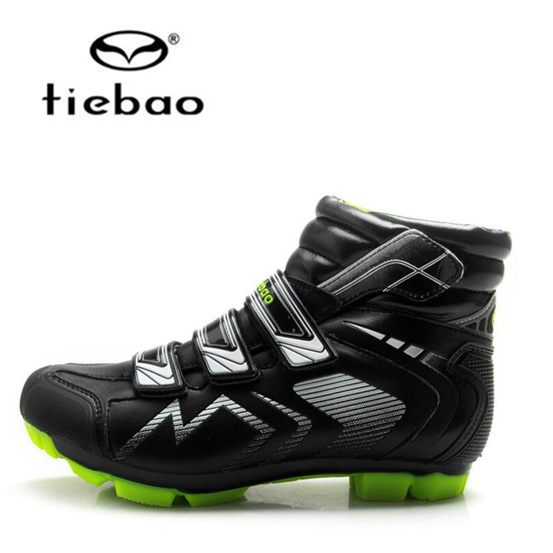 TIEBAO sapatilha ciclismo mtb 2017 winter Cycling Shoes Mountain Bike Self-locking Shoes Breathable Bicycle Men sneakers Women outdoor eyewear glasses bicycle cycling sunglasses mtb mountain bike ciclismo oculos de sol for men women 5 lenses