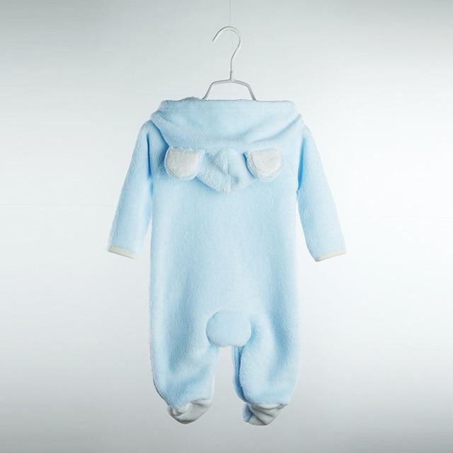 Newborn Baby Romper Fall...