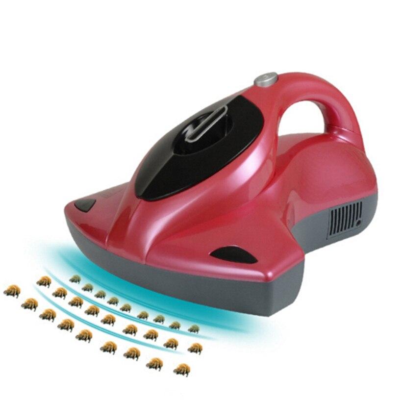 Aspirateur aspirateur nettoyeur UV germicide nettoyeur acariens collecteur lit intelligent aspirateur acaride-kill multifonction