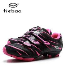 TIEBAO Cycling Shoes China Women sneakers 2017 zapatillas Shoes Bicycle Mountain bike sapatilha ciclismo mtb sapato masculino