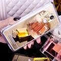 Redmi originais espelho luxo tpu soft case para xiaomi redmi note 3 pro prime nota 4 xiomi hongmi note3 silicone tampa traseira coque