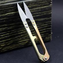 Режущий инструмент, Весенняя вышивка крестом, u-образные ножницы, DIY аксессуары, инструмент