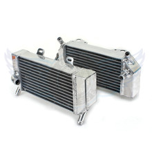 Motorcycle Replacement Grille Guard Cooling Cooler Radiator Left Moto for Honda CRF250 R X CRF250R CRF250X 2004 05 06 07 08 2009