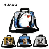 Cat Laptop Bag 15 6 17 Notebook Bags For School Computer Sleeve 12 14 Case For