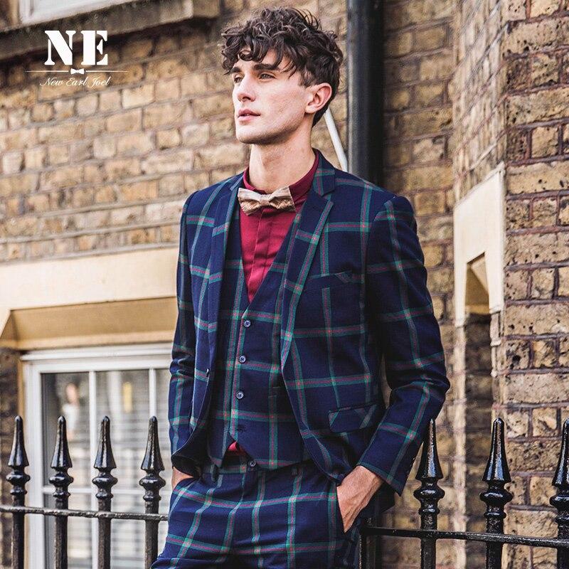 2016 Spring Jacket font b Men b font font b Formal b font Brand Clothing Single