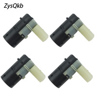 4 PCS 7H0919275C PDC Parking Sensor 7H0919275 For AUDI A6 S6 4B 4F A8 S8 A4 S4 RS4 for VW 7H0 919 275 C