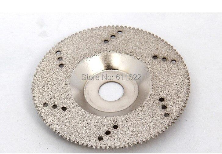 vakuuminiu būdu lituotas deimantas, skirtas marmurinėms granito - Ašmenys pjūklams - Nuotrauka 2