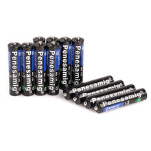 24pcs 1.5V Battery AAA Carbon Dry Batteries Safe Strong Explosion-proof 1.5 Volt UM4 Bateria No Mercury