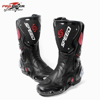 Motorcycle Shoes Sport Motocross Cycling Long Boots Off Road Racing Gears Moto Accessories&Parts EUR 40 45 Pro Biker B001