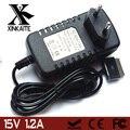 Tablet PC Зарядное Устройство 15V1. 2A Для Asus TF101 TF201 TF300T H102 TF700 SL101 Eeepad18W Питания AC Адаптер 40 Pin бесплатная доставка доставка