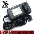 Tablet pc carregador de bateria 15v1. 2a para asus tf101 tf201 tf300t TF700 SL101 H102 Eeepad18W AC Power Adapter 40 Pin livre grátis