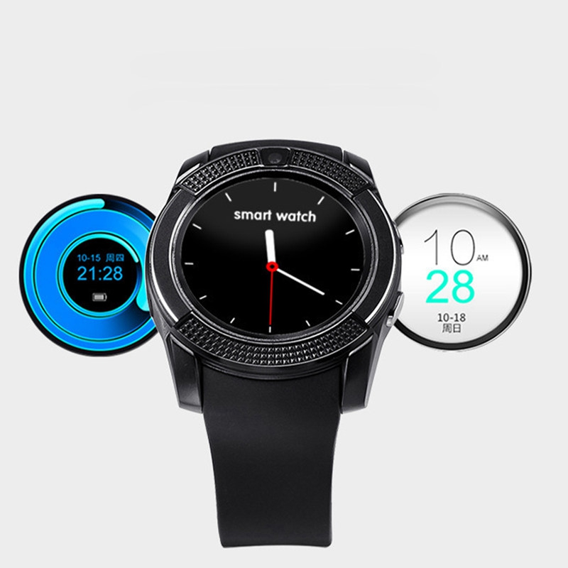 Bluetooth Smartwatch with Touch Screen 7