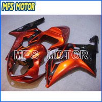 Motorcycle Injection ABS Plastic Fairing Kit For Suzuki GSXR 1000 2000 2002