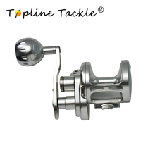 купить New japanese made reel Topline Fishing trolling Reel TA100-300 seat boat Spinning Jigging Reel дешево