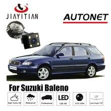 Jiayitian заднего вида Камера для Suzuki Baleno CCD Ночное видение обратный Камера резервного копирования Камера лицензии лампы Камера