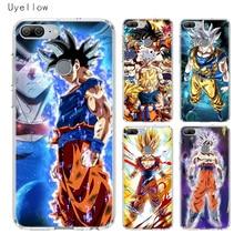 Uyellow Anime Dragon Ball Silicone Soft Phone Case For Huawei Honor 8A 8X 8C 8S 9 10 20 lite Pro 20i V20 Cover Coqeu