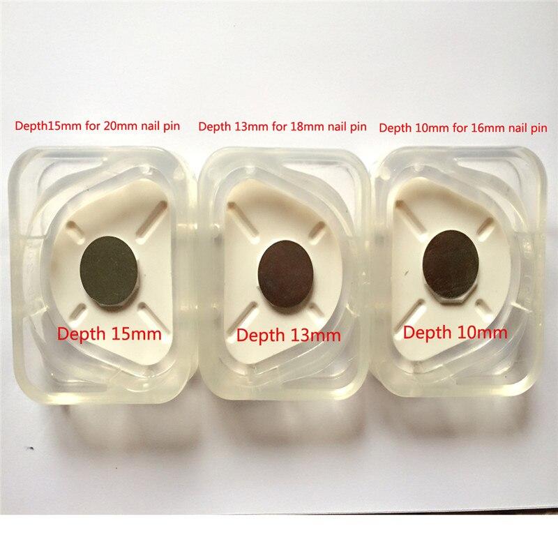10 セット歯科ラボクリアシリコンベースリングシリカゲル強力な磁気シリコンベースフル口歯科ラボ石作業新型  グループ上の 美容 & 健康 からの 歯のホワイトニング の中 1