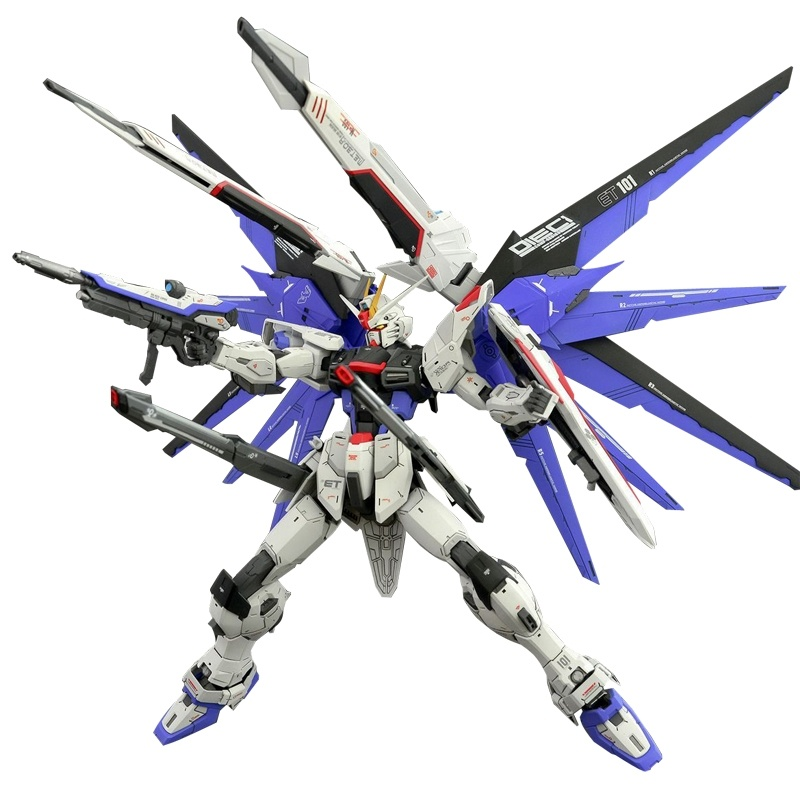 20 Freedom Gundam Mg Pictures