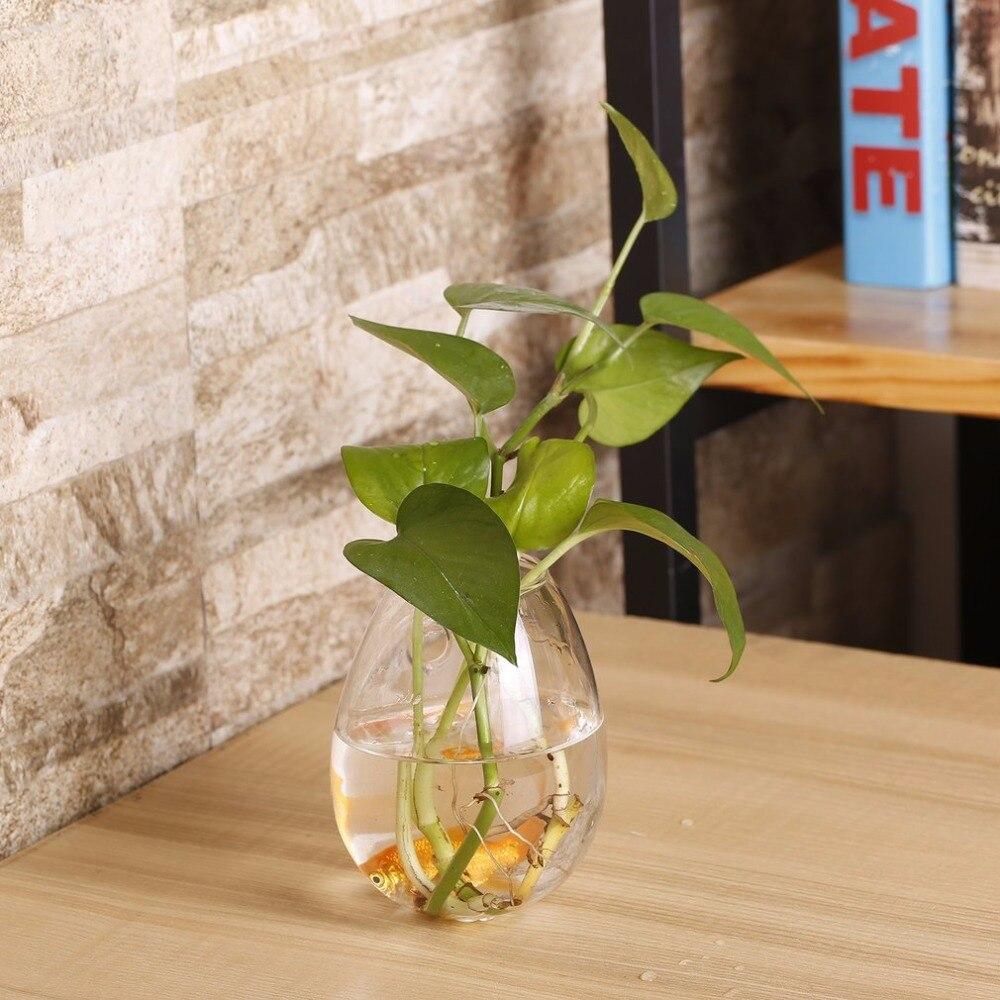 Яйцо динозавра формы прозрачный настенный подвесная гидропонная ваза контейнер завод цветок стеклянная бутылка домашний офисный, Свадебный декор