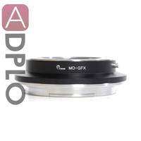 ADPLO 011276, Suit For MD For Fuji GFX Camera, Lens adapter for Minolta MD to suit for Fuji GFX