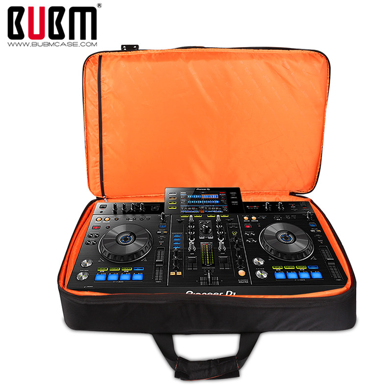 BUBM Professional Protector Bag Travel Packsack for Pioneer XDJ RX Controller and Compact DJ Accessories
