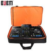 BUBM профессиональная защитная крышка сумка дорожная для Pioneer XDJ RX контроллер и Компактный DJ аксессуары