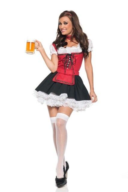 Sexy german costume