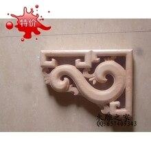 Dongyang woodcarving hoa đính rầm bracket đặc biệt cung cấp lối vào vượt qua phân vùng trần Trung Quốc vật liệu trang trí