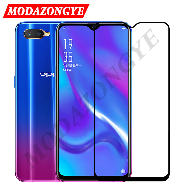 OPPO RX17 Neo Glass Screen OPPO RX17 Neo Protector Full Cover Tempered Glass For OPPO RX17 Neo RX 17 Neo RX17Neo Glass 6.4 R17