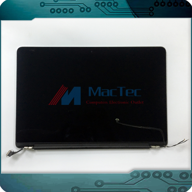New Original for Macbook Retina 13.3 A1502 Late 2013 Mid 2014 Full LCD Display Screen Assembly ME864 ME865 ME866 MGX72 MGX92