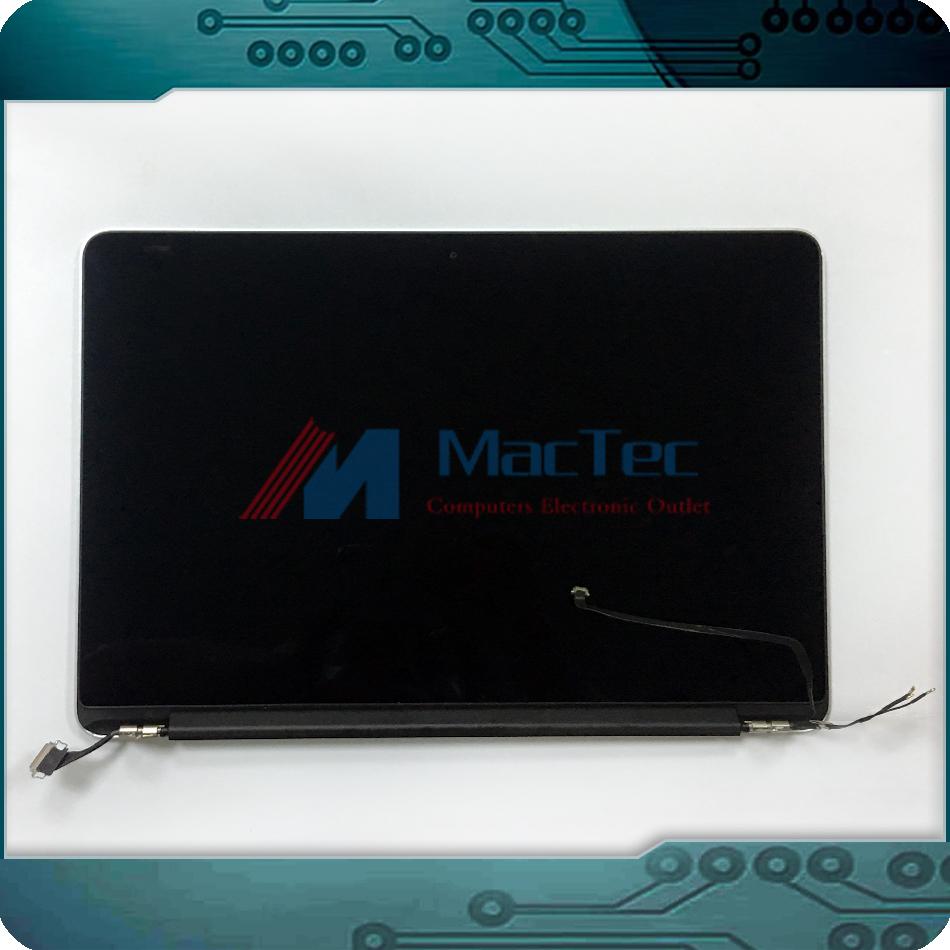 Prix pour Nouvelle D'origine pour Macbook Retina 13.3 A1502 Fin 2013 À Mi 2014 Assemblée D'écran D'affichage LCD Full ME864 ME865 ME866 MGX72 MGX92
