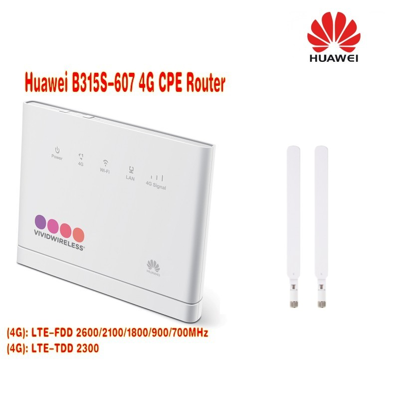 (+2pcs B315 antenna) Huawei Unlocked B315 4G 3g B315s-607 Mobile 4g WiFi Router 4g wifi dongle cpe Hotspot VOIP CPE Router пуховик для мальчиков brand new 110 150 drop boy outerwear page 3