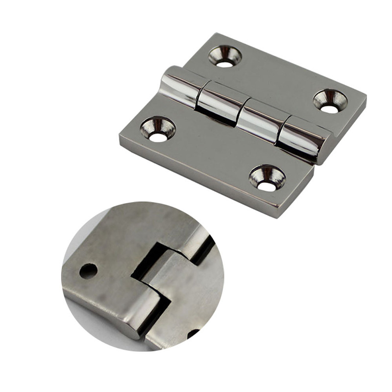 Stainless Steel Marine Door Bearing Butt Hinge Cabinet Drawer Jewellery Box Hinge Marine Hardware Boat Accessories in Marine Hardware from Automobiles Motorcycles