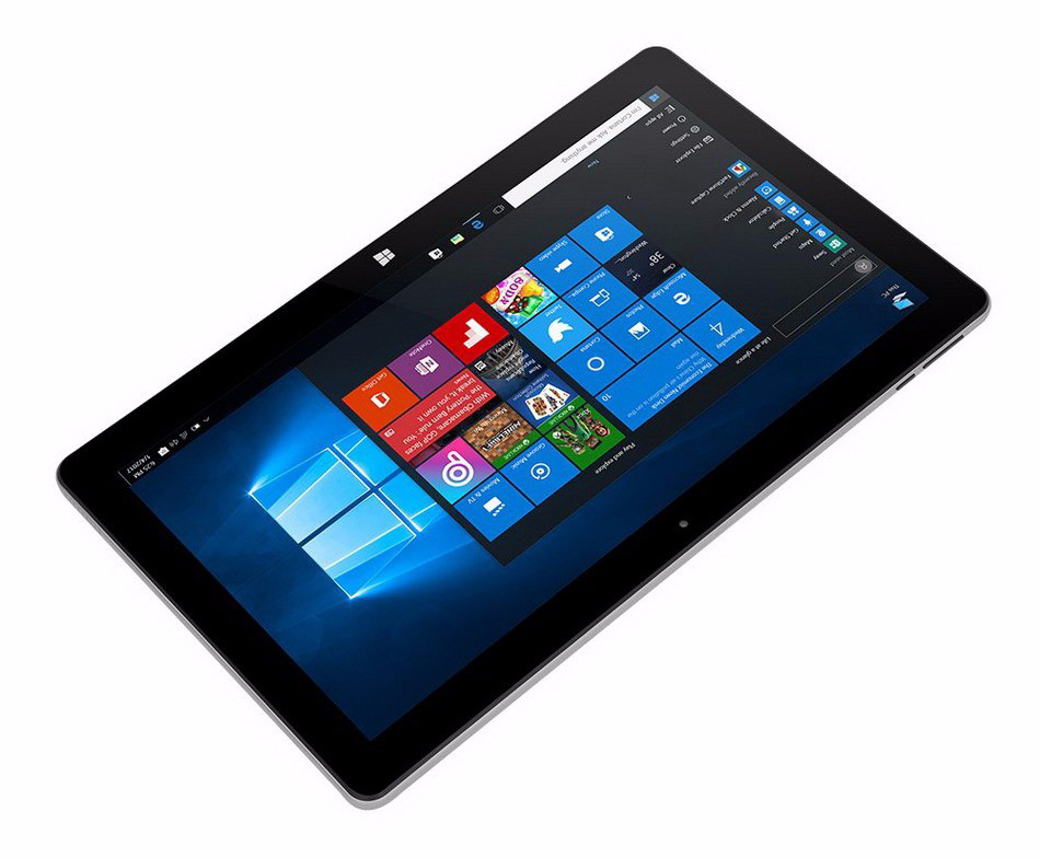 Jumper EZpad 6 tablet PC 11.6'' Windows 10 IPS 1920 x 1080 Intel Cherry Trail Z8350 4GB 64GB HDMI BT WiFi windows tablet laptop (9)